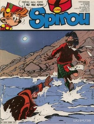 Album Spirou (recueil) # 2288