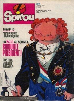 Le journal de Spirou # 2247