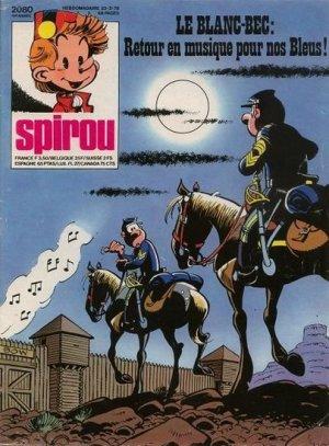 Album Spirou (recueil) # 2080