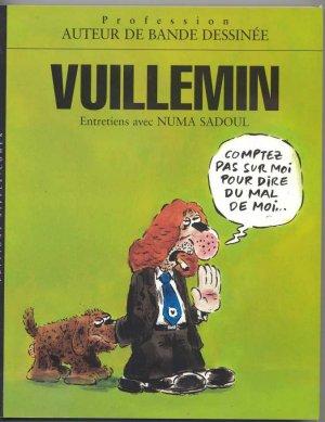 Vuillemin - Entretiens avec Numa Sadoul édition Simple