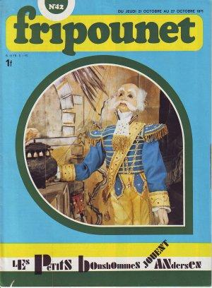 Fripounet Marisette édition 1971