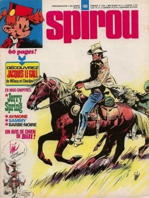Le journal de Spirou # 1980