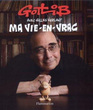 Gotlib - Ma vie-en-vrac édition Simple