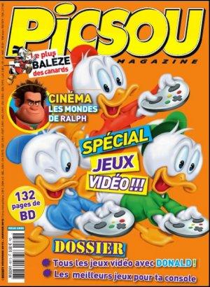 Picsou Magazine # 487
