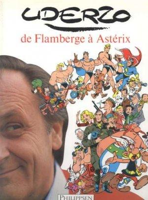 Uderzo - De Flamberge à Astérix édition Simple