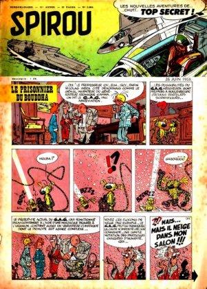 Le journal de Spirou # 1054