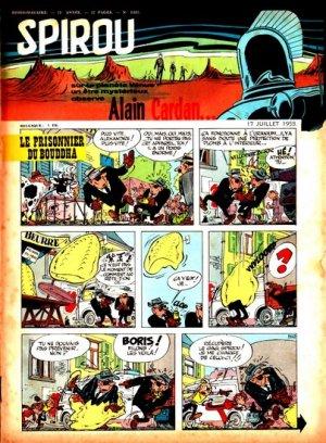 Le journal de Spirou # 1057