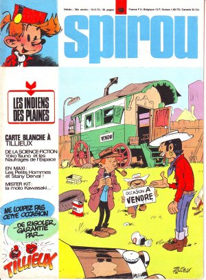 Album Spirou (recueil) # 1830