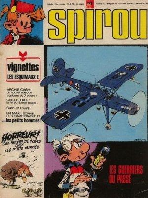 Le journal de Spirou # 1818