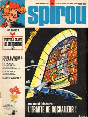 Album Spirou (recueil) # 1842