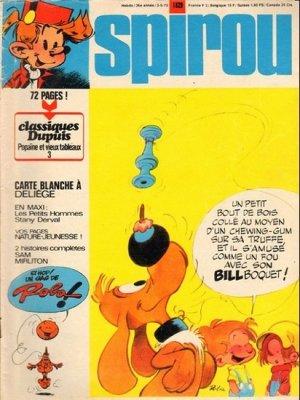 Le journal de Spirou # 1829