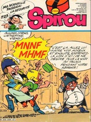 Le journal de Spirou # 2304