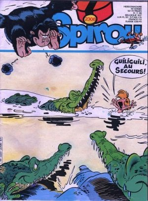 Album Spirou (recueil) # 2308
