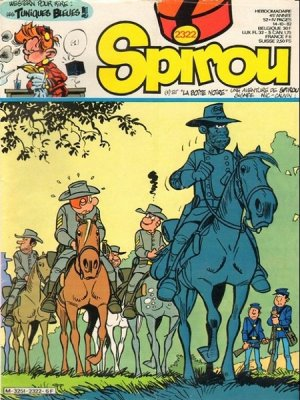Le journal de Spirou # 2322