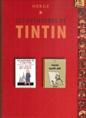 Les aventures de Tintin # 12 Intégrale 2007