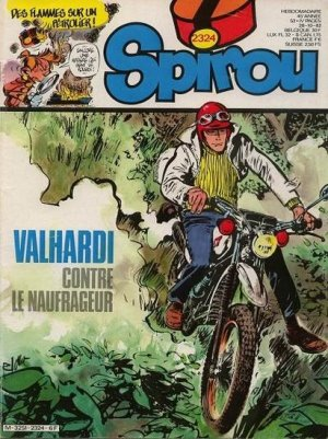 Album Spirou (recueil) # 2324
