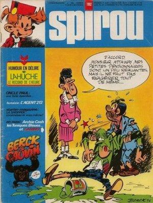 Le journal de Spirou # 1952