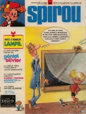 Le journal de Spirou # 1899