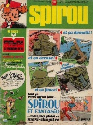 Album Spirou (recueil) # 1903