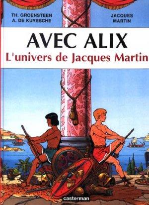 Avec Alix édition Réédition
