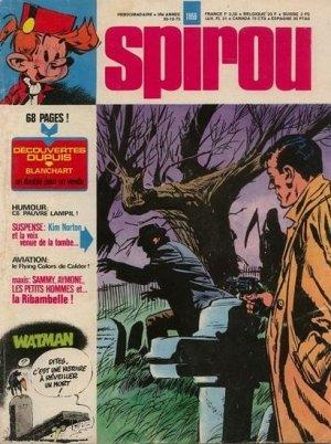 Le journal de Spirou # 1959
