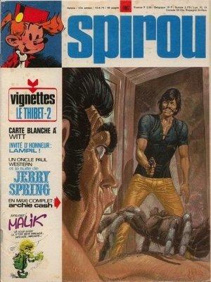 Le journal de Spirou # 1887