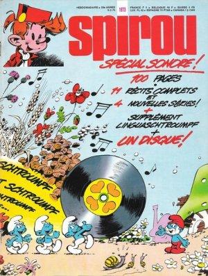 Album Spirou (recueil) # 1973