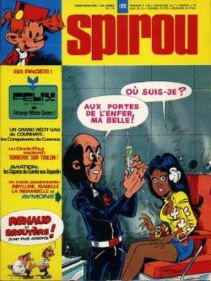 Le journal de Spirou # 1970