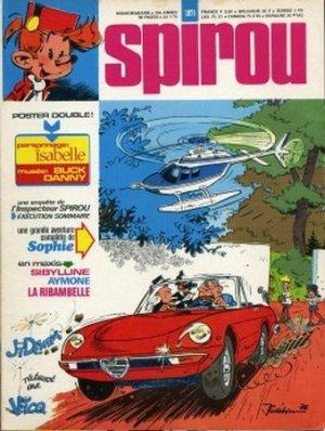 Album Spirou (recueil) # 1971