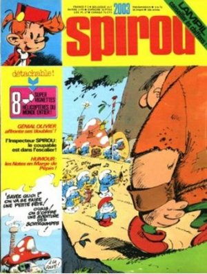 Le journal de Spirou # 2003