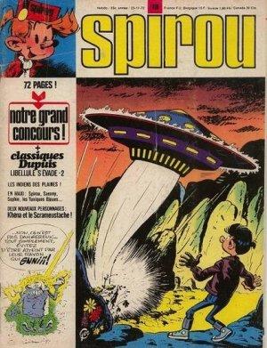 Album Spirou (recueil) # 1806