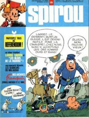 Le journal de Spirou # 1904