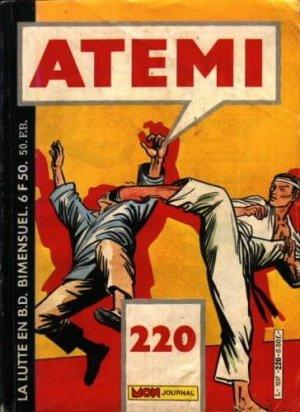 Atémi # 220 Simple
