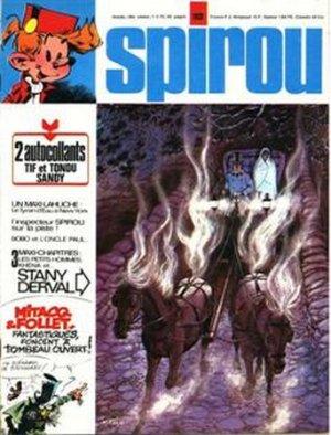 Le journal de Spirou # 1820