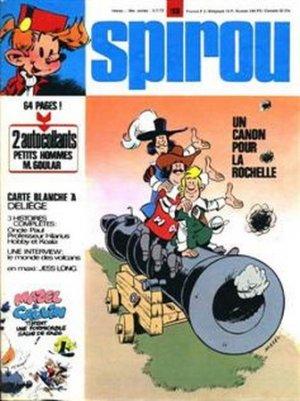Le journal de Spirou # 1838