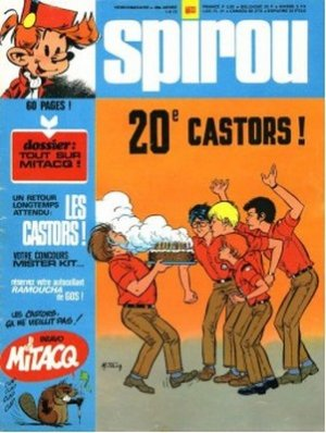 Le journal de Spirou # 1933
