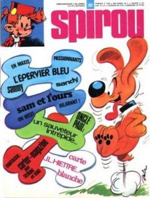 Le journal de Spirou # 1921