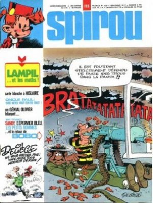 Le journal de Spirou # 1918