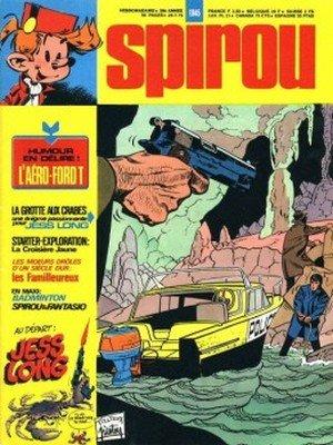Le journal de Spirou # 1945