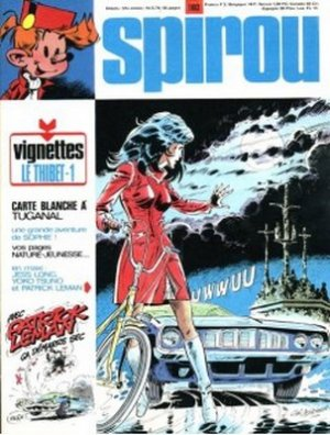 Le journal de Spirou # 1883