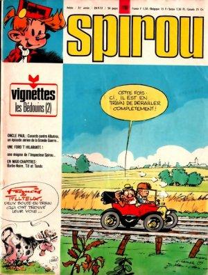 Album Spirou (recueil) # 1798