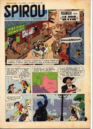 Le journal de Spirou # 1021