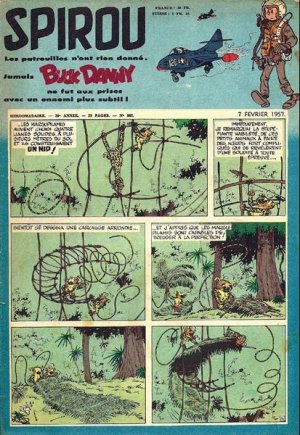 Le journal de Spirou # 982