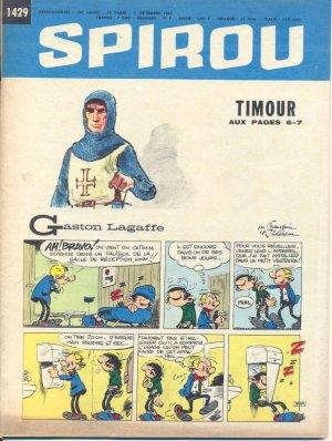 Le journal de Spirou # 1429
