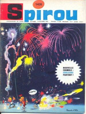 Le journal de Spirou # 1435