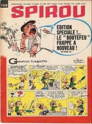 Le journal de Spirou # 1410