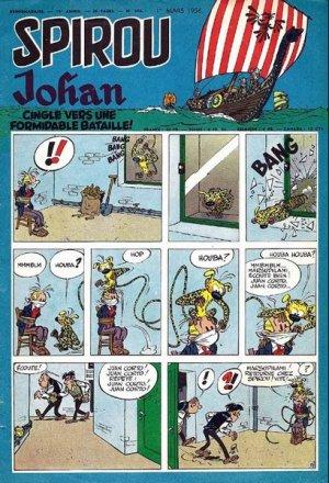 Le journal de Spirou # 933