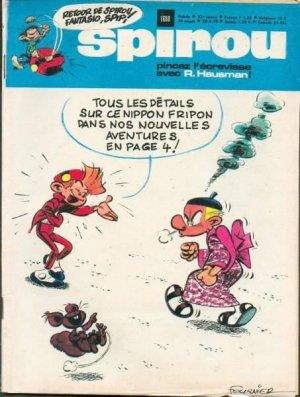 Le journal de Spirou # 1688