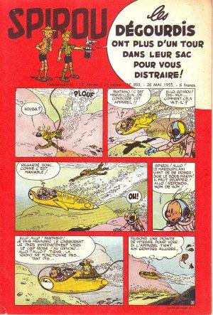 Album Spirou (recueil) # 893