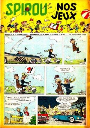 Le journal de Spirou # 972